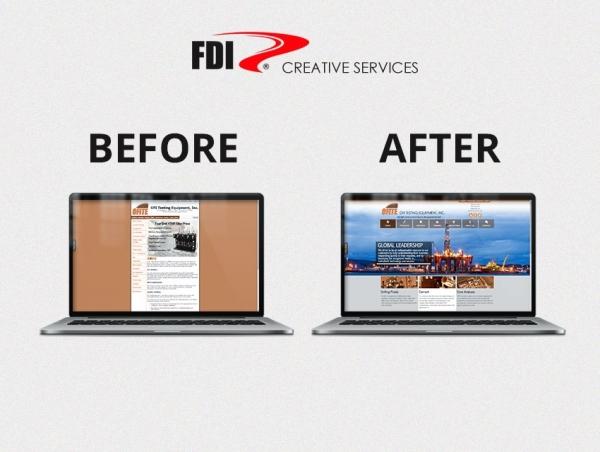 Houston Website Design - Website Redesign & Recycling